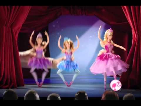 Bonecas Barbie e as Sapatilhas Mágicas Mattel na Kids e Cia