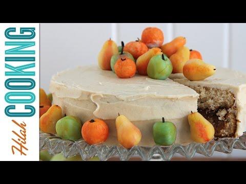 How to Make Apple Cake | Harvest Cake Recipe | Hilah Cooking