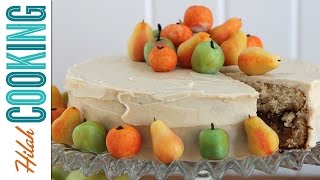 Apple Cake |  Fall Harvest Cake