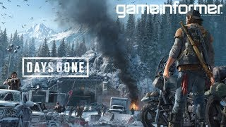 "New Gameplay DAYS GONE ""OUTBREAK"" Mission"