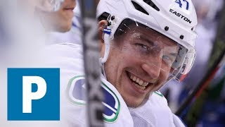 Baertschi sent to minors | The Province