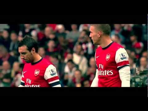 Lukas Podolski - Arsenal's German Striker (2012/13)