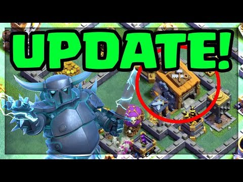 UPDATE! Clash of Clans Announces HUGE UPDATE NEWS - BH8 and MUCH MORE