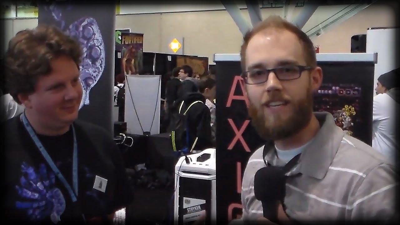 PAX East 2015: Axiom Verge Interview