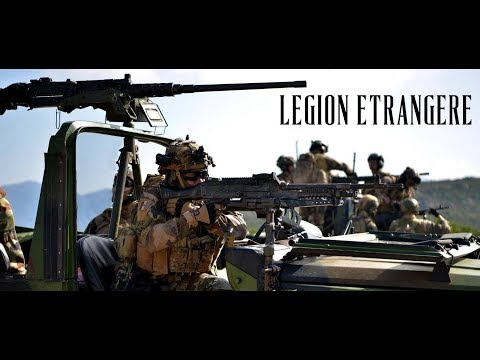 French Foreign Legion | 2017