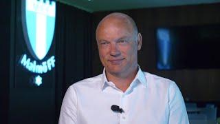 Möt MFF:s nya huvudtränare Uwe Rösler