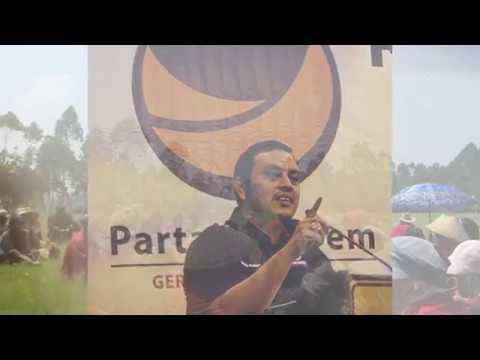 """WILLY ADITYA  """"MEMAJUKAN DEMOKRASI MEMBANGUN REPUBLIK"""""""
