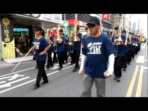 2012 嘉義民雄國中樂旗隊 / 行進鼓