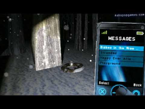 SH: Shattered Memories - PSP - #02-4. Forest - Ranger Station, Pump Station, & Orion Lounge [1/2]