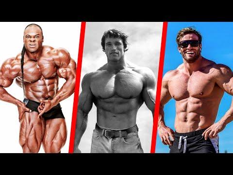12 Самых богатых спортсменов БОДИБИЛДЕРОВ. Бодибилдинг - мотивация в спорте