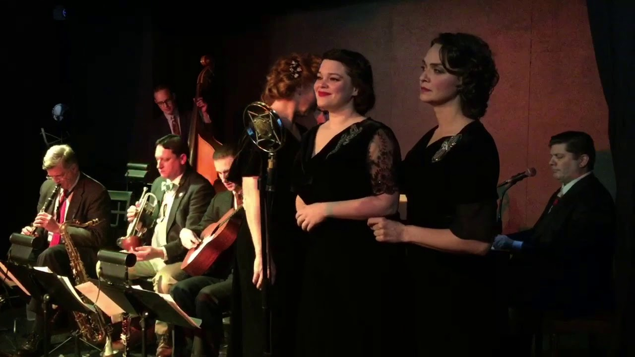 Get tickets to The Aint Sisters at The Train Depot
