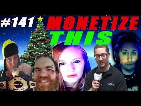 Monetize This ! #141  CHRISTMAS 2017 Special - mark Hamill hates Last Jedi !