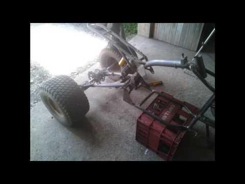 fabrication quad partie 2