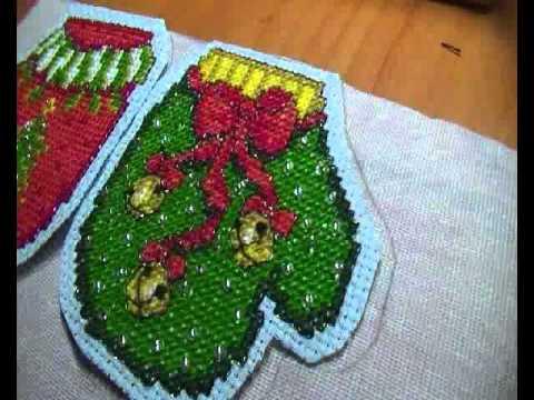 вышивка крестом петушок схема
