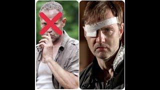 THE WALKING DEAD The governor Kills Merle Dixon No Mercy