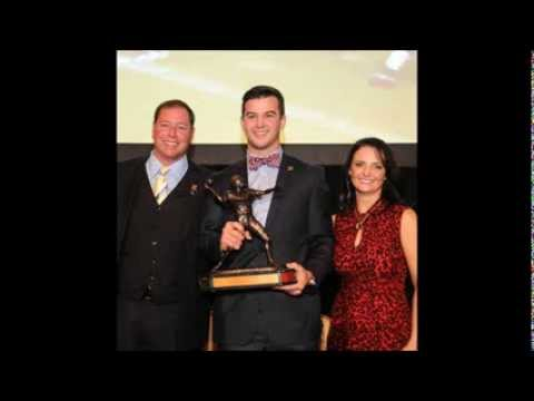 AJ McCarron WNST Golden Arm Award Interview