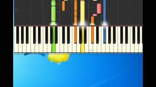 Randy Vanwarmer   Just When I Needed You Most [Piano tutorial by Synthesia]