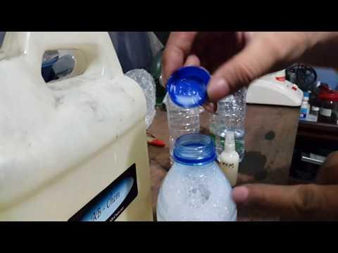 Anti foam/defoamer - YouTube