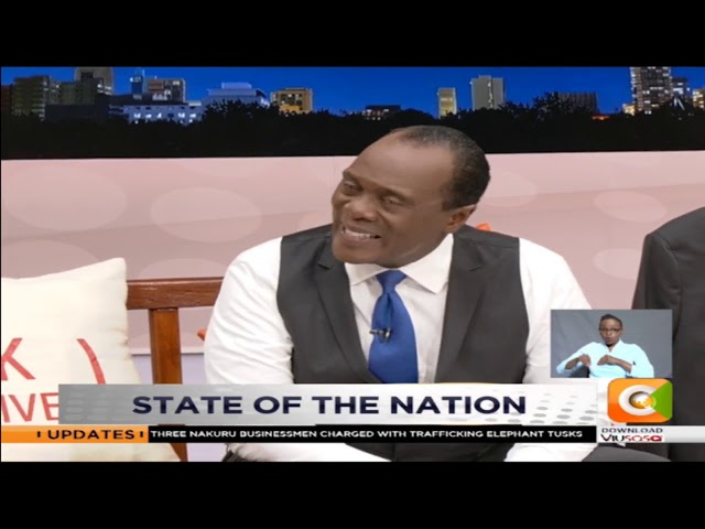 JKLIVE | Francis Atwoli : It is better to die a poor man but highly principled