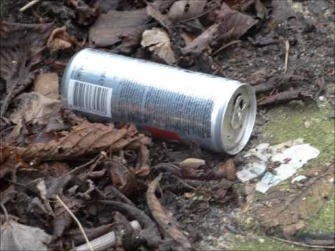 Thin Cans in Nature, the Movie, part 1