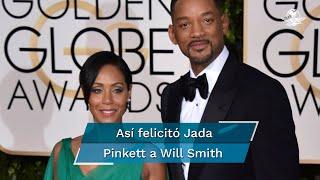 La actriz felicitó a su esposo en medio de señalamientos por la polémica vivida hace unos meses