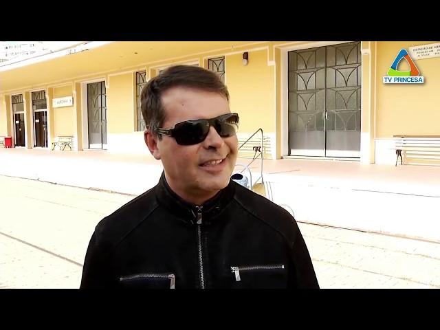 Cara de Pau Motorcycle Rock no 5ª da Boa Música - TV Princesa
