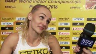 Justyna Święty: w końcu jestem gotowa, by pobić rekord Polski