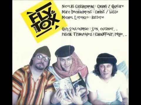 Fly & The Tox - Live en Suisse au début années 90