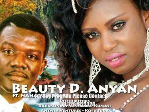 "BeautyD Anyan """"Mensuro & Ti Bia yie    Live recording"