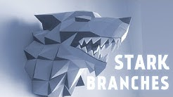 Stark Branch Families - Game of Thrones