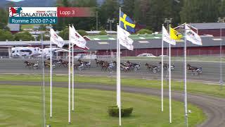 Vidéo de la course PMU PRIX K100 - ANDERSSONS HASTSPORTS UNGDOMSSERIE AVD 9