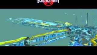 Schleichfahrt [Archimedean Dynasty] [3] Sprungschiff-Passage nach Atacama City