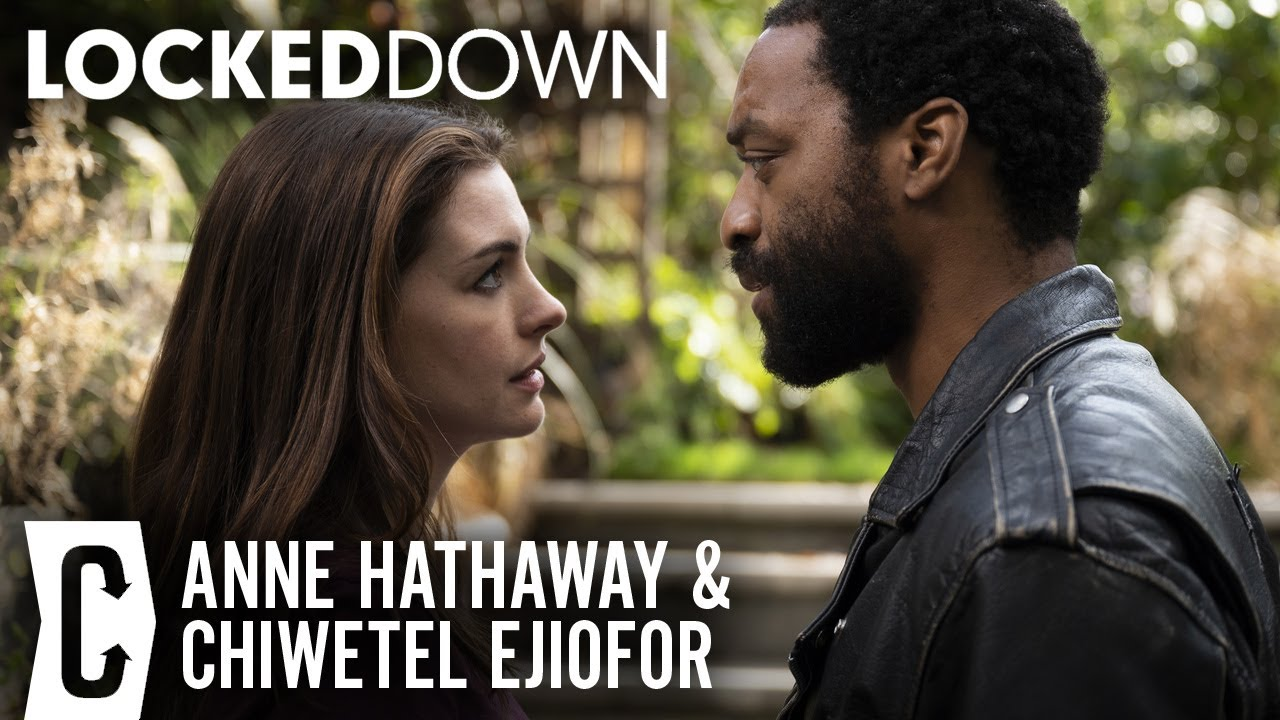 'Locked Down': Anne Hathaway and Chiwetel Ejiofor on Making a Film About Pandemic During Pandemic