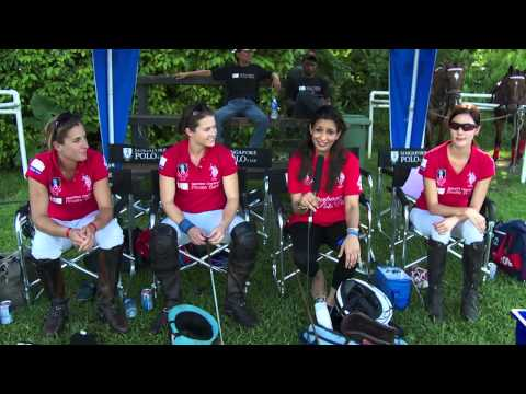 The Polo Series Ep 6 Standard Chartered Private Bank Ladies