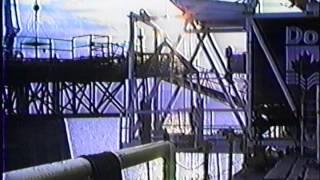 A Confederation Bridge Construction 1996 Bob White 6