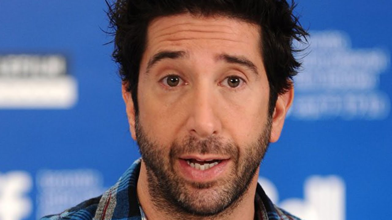 Why Hollywood Won't Cast David Schwimmer Anymore - YouTube