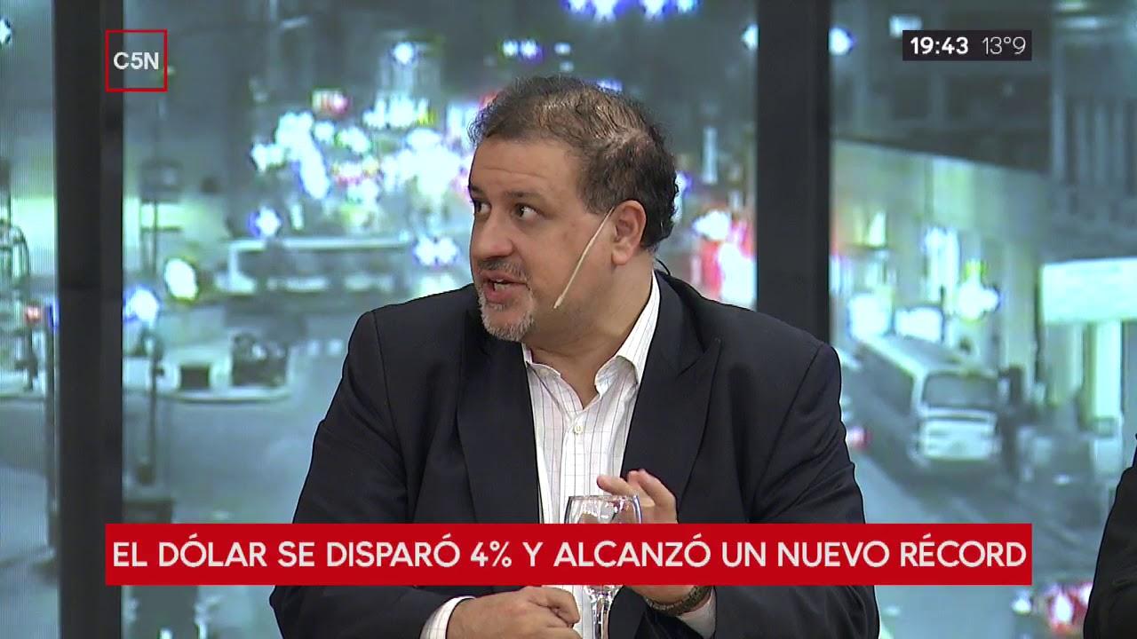 El análisis económico de Fabien Medina, José Castillo y Julián Blejmar
