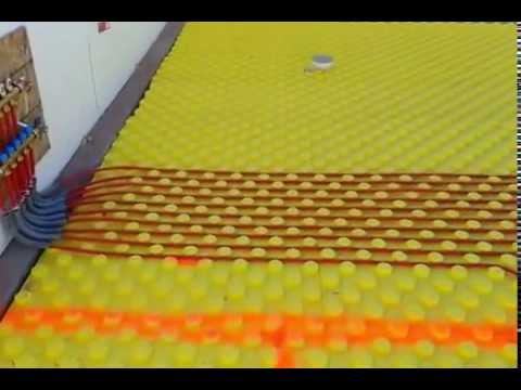 Viega Rapid Grid Slab Insulation  YouTube