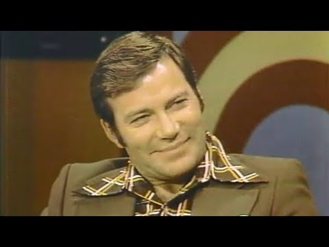 "1975 THROWBACK: ""William Shatner Geraldo INTERVIEW"""