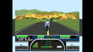 Classic Game Room HD - ROAD RASH II for Sega Genesis review