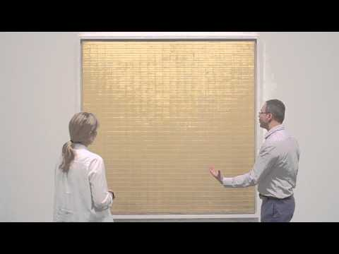 Agnes Martin at Tate Modern on The Art Channel