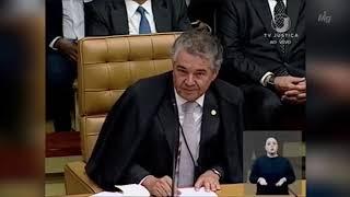 Discurso Marco Aurélio - 30 anos da Constituição Federal