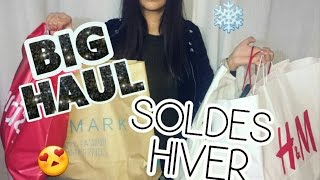 BIG HAUL SOLDES HIVER 2017 + TRY ON ♡