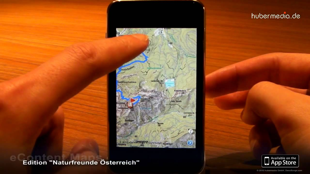 Apple Iphone App Naturfreunde österreich Youtube