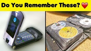 Childhood Memories That Will Make You Feel Old (NEW PICS)