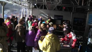 At The Winter X Games - Team LaVallee