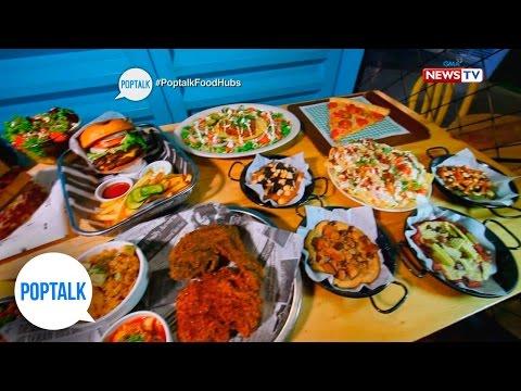 PopTalk: Modern-day food hubs around Metro Manila