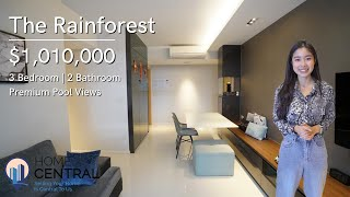 Pristine Minimalist Luxury EC With Pool View In Choa Chu Kang For $1.01M | Singapore Home Tour