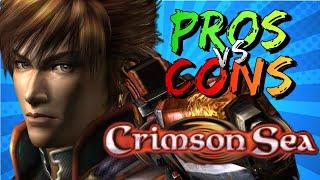 Pros vs. Cons | Crimson Sea