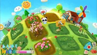 Baby Panda  Flower Garden_ Gấu trúc Panda  Gấu trúc trồng hoa, gấu làm vườn